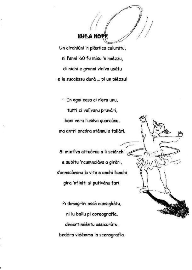 Poesie Di Natale In Dialetto Siciliano.Li Joca Di Li Nanni Raccolta Di Poesie In Siciliano Di Benedetta Caruso