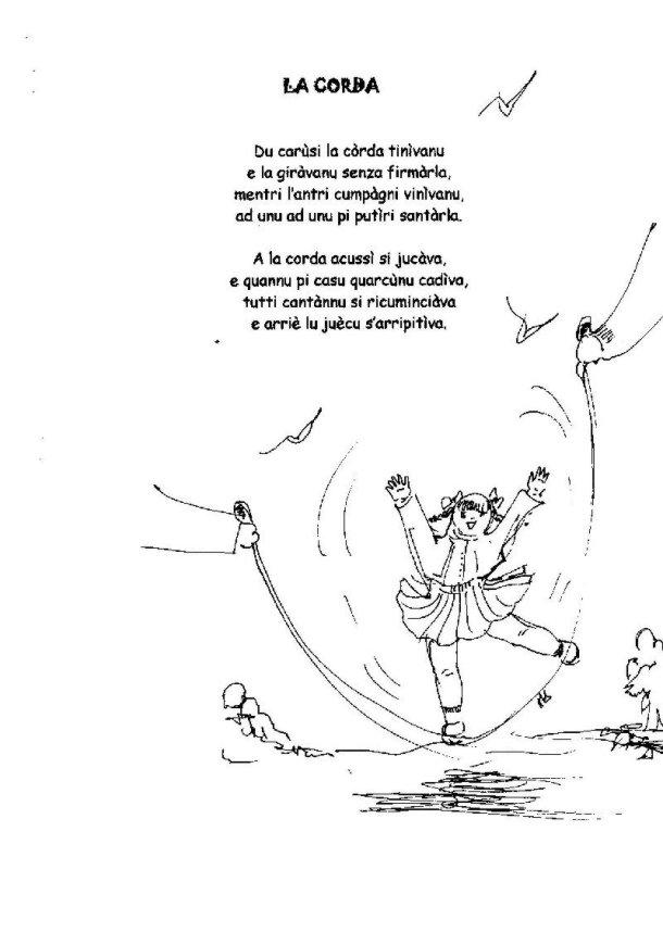 Poesie Di Natale In Siciliano.Li Joca Di Li Nanni Raccolta Di Poesie In Siciliano Di Benedetta Caruso